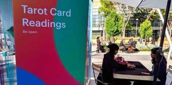 El tarot se abre un hueco entre la tecnología más puntera de Silicon Valley