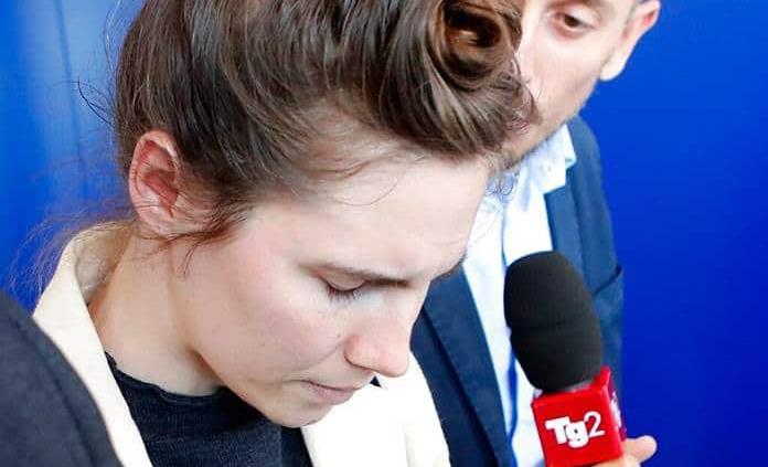 Amanda Knox regresa a Italia por primera vez tras su excarcelación en 2011