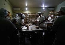 Cárcel uruguaya simula un pueblo