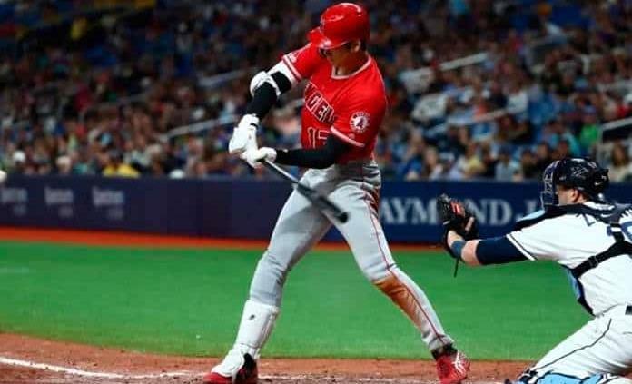 Ohtani hace historia en la MLB