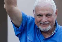 Martinelli recibe la prisión domiciliaria