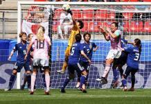 Japón sufre para vencer 2-1 a Escocia en Mundial Femenil