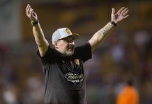 Maradona deja dirección técnica de los Dorados