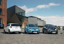 Renault renueva a su 100% eléctrico ZOE