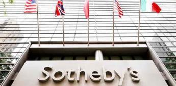 Un coleccionista compra la casa de subastas Sothebys por 3,700 millones de dólares