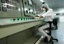EEUU pide responder con presión internacional al chantaje nuclear de Irán