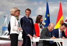 Francia, Alemania y España firman un acuerdo aeronáutico