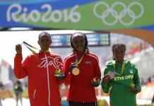 Medallista olímpica Kirwa es suspendida 4 años por dopaje