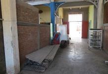 En el olvido, mercado de Villa de La Paz