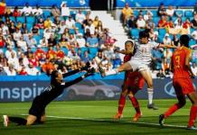 España se clasifica para octavos tras empate con China