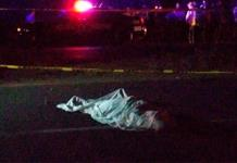Muere motociclista tras un accidente sobre carretera a Matehuala
