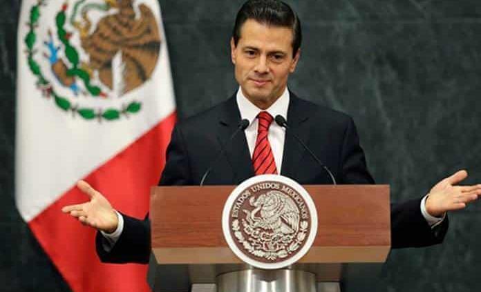 Me inculpan de mala fe: Peña Nieto
