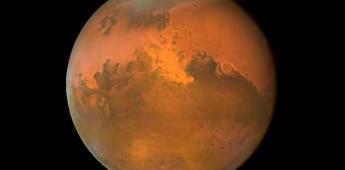 Los ríos no formaron los valles de Marte, sino el deshielo de placas glaciares