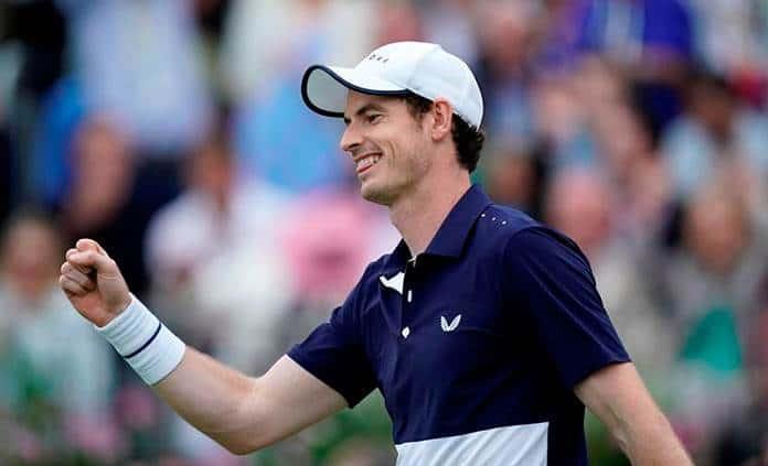 Andy Murray vuelve con victoria