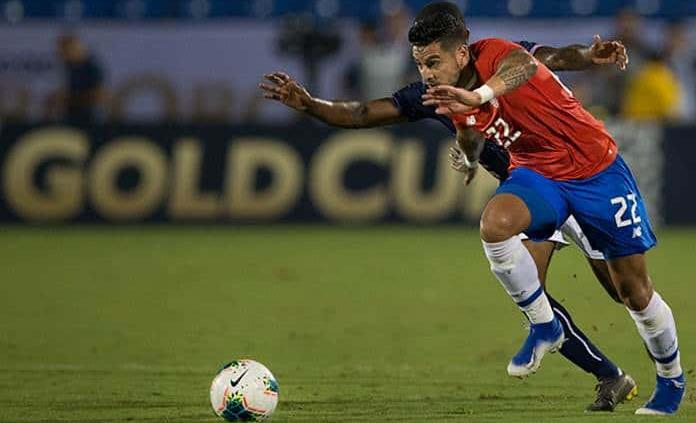 Costa Rica vence a Bermudas y va a cuartos de final de Copa Oro