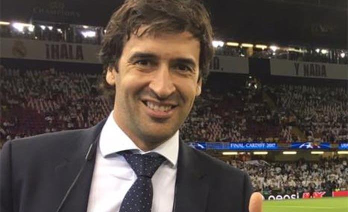 Raúl González dirigirá al Castilla de Segunda División