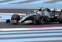 Bottas el más rápido en 2da. práctica para GP de Francia