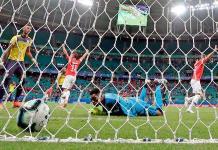 Chile obtiene el liderato de su grupo en la Copa América