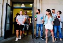 """Condenan a 15 años de prisión a """"La Manada"""""""