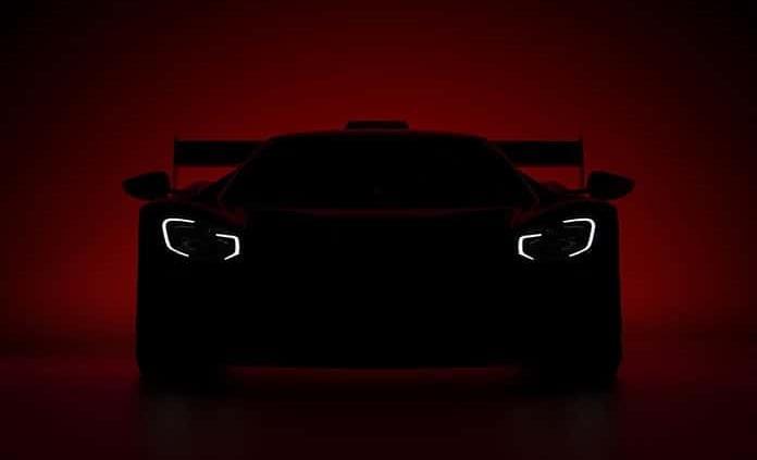 Ford presentará en Inglaterra una nueva versión del GT