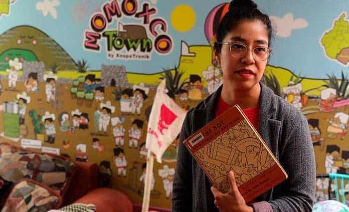 Isela Xospa busca salvar la lengua náhuatl