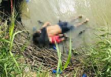 Foto de migrantes causa indignación