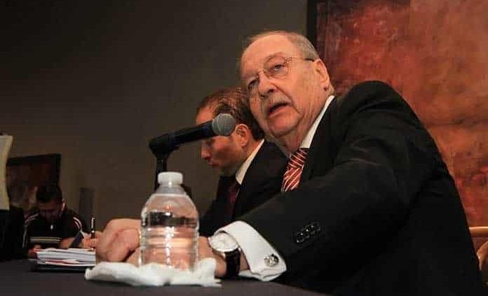 Coello Trejo deja la defensa de Emilio Lozoya