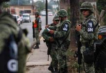 Guardia Nacional, sólo para combate a la delincuencia