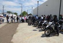 Estrena DSPM unidades y motos