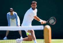Marin Cilic se estrella ante el portugués Sousa en Wimbledon