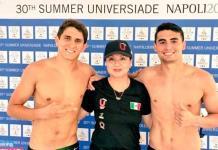 Clavadistas mexicanos suben a podio en Universiada Mundial