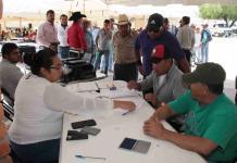 Reciben títulos parcelarios 531 ejidatarios de La Pila