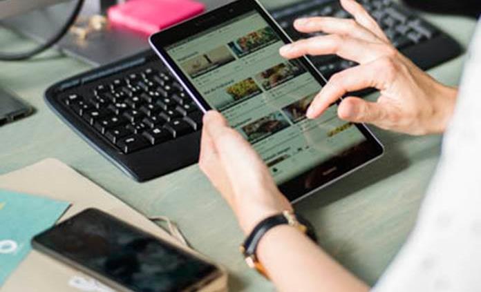 Crece a 21.5% la población lectora de libros digitales en México