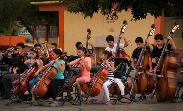 Orquesta Infantil Juvenil actuará en San Luis Potosí