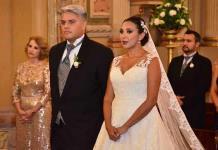 Pamela Tomás Obrador Galarza y Guillermo González Medina unen sus vidas por amor