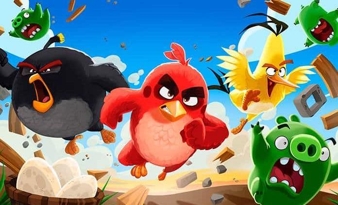 La ONU y los Angry Birds se unen para revertir el cambio climático