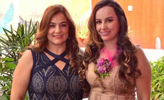 Ximena Murillo Reyes recibe agradable despedida