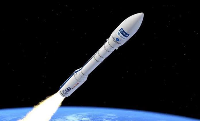 Falla un lanzamiento del cohete europeo Vega