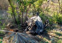 Chofer muere tras volcar en la rúa Valles-Mante