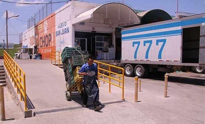 Rehabilitación de Central de Abastos va al 70 por ciento