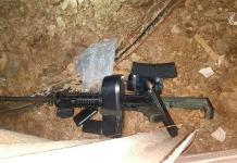 Sujetos disparan vs. la GN y abandonan armas de alto calibre