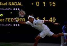 Federer gana épico duelo ante Nadal