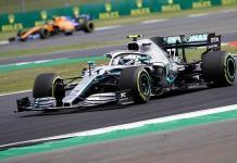 Bottas gana 2da. sesión de prácticas para GP británico