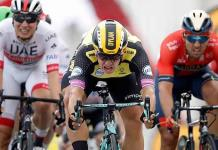 Holandés Dylan Groenewegen gana 7ma. etapa del Tour