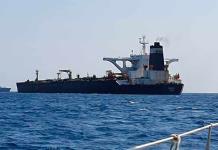 Liberan a los tripulantes de petrolero iraní detenido en Gibraltar
