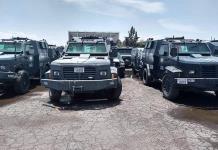 Unidades de la PF, a Guardia Nacional
