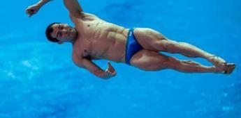 Rommel Pacheco irá a Juegos Olímpicos aunque esté en campaña política