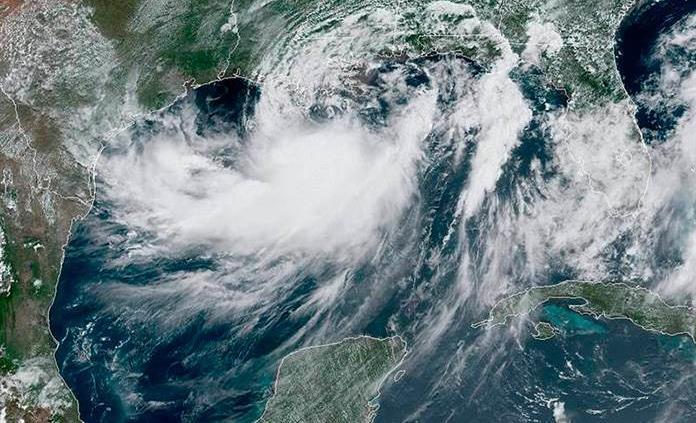 Barry sigue causando estragos en Luisiana pese a degradarse a tormenta