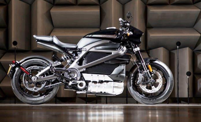 LiveWire, la motocicleta eléctrica de Harley Davidson