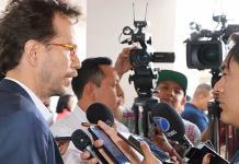 Regidores panistas piden destitución de Sebastián Pérez